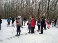 Соревнования по зимнему многоборью