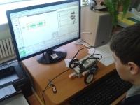 Кружок робототехники Lego NXT