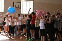 Смотр-конкурс на лучшую постановку спортивно-массовой и физкультурно-оздоровительной работы