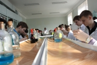 Торжественное закрытие всероссийской олимпиады школьников по химии