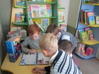 Экскурсия в центральную детскую библиотеку