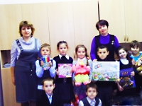 Благотворительная акция «Дети детям»