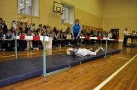 Увлекательное соревнование пятых классов