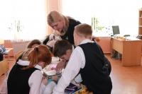 Урок для молодых учителей