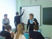 Практико-ориентированный семинар для учителей математики Старооскольского городского округа «Использование ИКТ как инструмента интенсификации и оптимизации образовательного процесса»