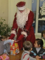 Акция «Новогодняя сказка от Деда Мороза»