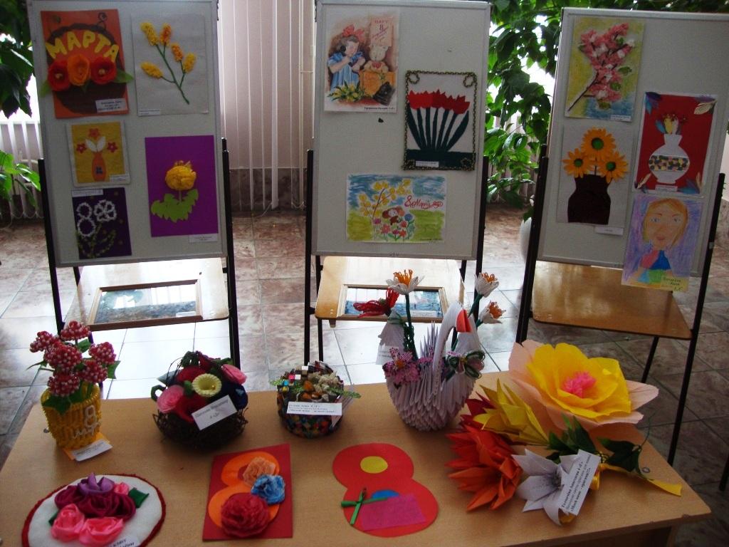 Выставки детских поделок своими руками