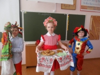 Масленица по старым русским традициям