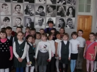 Посещение Старооскольского театра для детей и молодежи