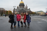 Петербуржские каникулы