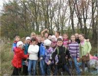 Осенняя экскурсия третьеклассников