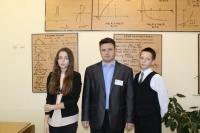 Призеры муниципального этапа всероссийской олимпиады  школьников по математике