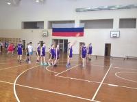 Соревнования по баскетболу среди сборных  команд юношей в зачёт 50-й городской Спартакиады школьников