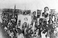 Празднование Дня Победы в Старом Осколе. 9 мая 1945 г.