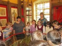 3 «Д» класс в городском краеведческом музее