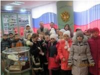 Экскурсия в музей УМВД