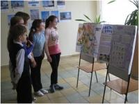Выставка рисунков на тему «Сочи – 2014»