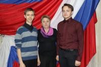 Призеры регионального этапа всероссийской олимпиады по обществознанию