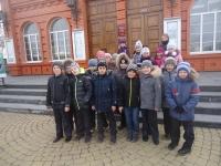 Посещение Старооскольского театра
