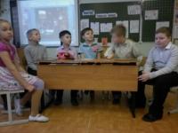 Классный час, посвящённый Дню Космонавтики