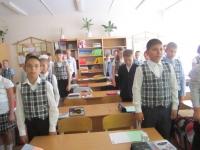 Классный час в 4 «В» классе 3 сентября 2014 г. Дети говорят о Беслане.