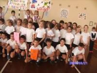 Именитые спортсмены в школе