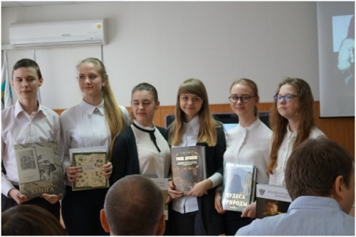 Поздравляем призёра XXI областной олимпиады по школьному краеведению!