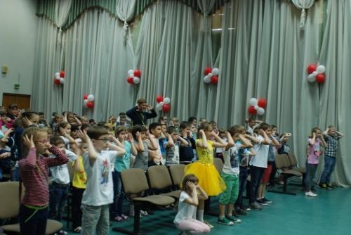 «Страна Светофория» встречает юных жителей