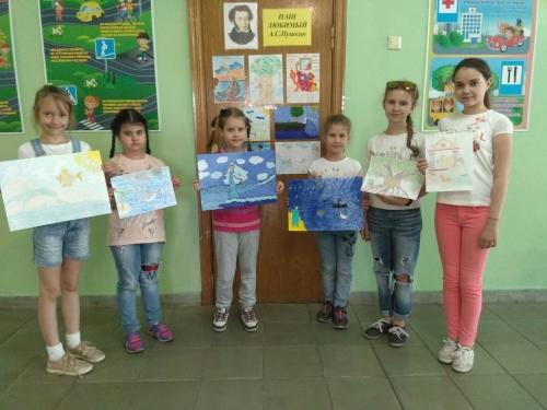 Пушкинский день в «Стране Светофории»