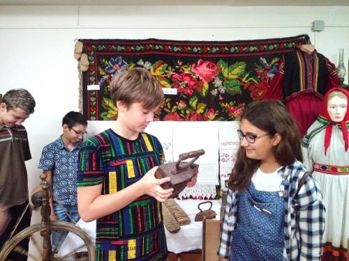 Экспозиция «Тайны старинных промыслов»