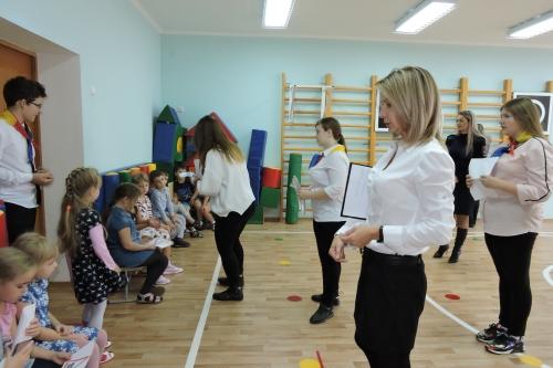В гостях у ребят детского сада «Калинка»