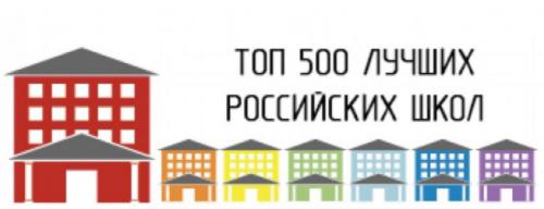 Школа 40 вновь вошла в топ-500 лучших школ России!