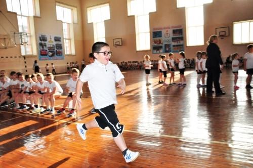 Испытания Всероссийского физкультурно-спортивного комплекса «Готов к труду и обороне»  для первой возрастной ступени