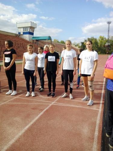 Спартакиада молодёжи в рамках внедрения Всероссийского физкультурно – оздоровительного комплекса «ГТО»