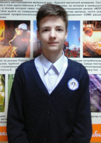 Победитель муниципального этапа  всероссийской олимпиады школьников по математике