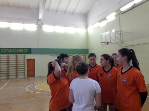 54 Спартакиада школьников городских общеобразовательных организаций