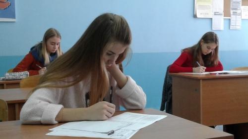 Пробуем писать ОГЭ по английскому языку