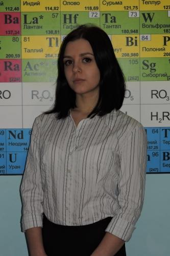 Призёр регионального этапа всероссийской олимпиады школьников по химии