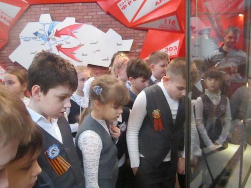 Дню освобождения города Старый Оскол от немецко-фашистских захватчиков посвящается
