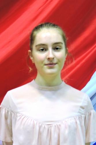 Призёр регионального  этапа  всероссийской олимпиады школьников по английскому языку