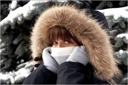 Осторожно, мороз!