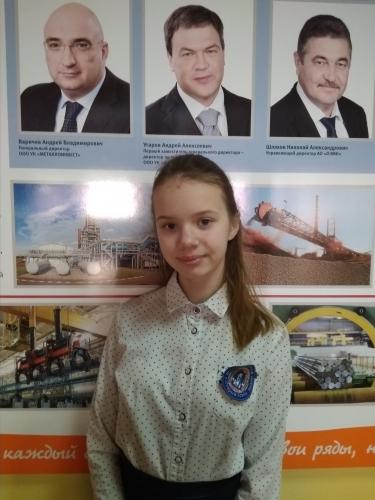 """Призёр муниципального творческого конкурса """"ENJOY ENGLISH"""""""