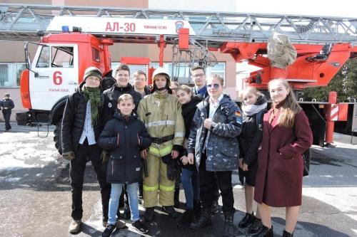 Мы за пожарную безопасность!
