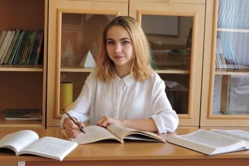Призёр муниципальной олимпиады школьников имени С.П.Угаровой по математике