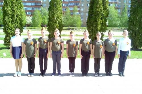 Школьный этап военно-спортивного конкурса «Зарничка»
