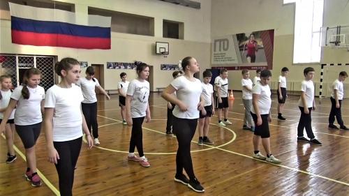 Всероссийская акция «Спорт-альтернатива пагубным привычкам»