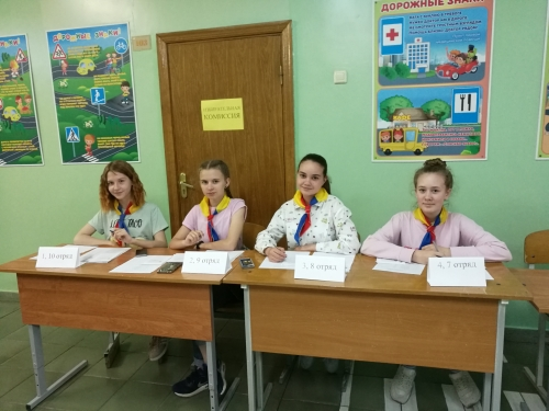 Выборы в «Стране Светофория»