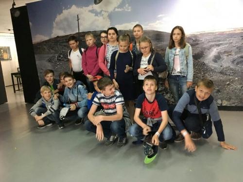 Образовательно-профориентационный центр «Железно»