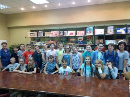 Посещение Старооскольской кондитерской фабрики «Славянка»