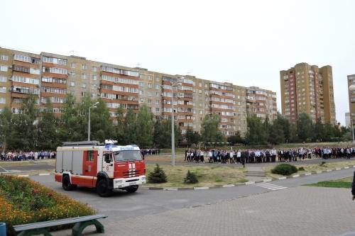 Пожарно-тактические учения